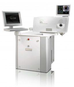 laser femtoseconde INTRALASE IFS 150
