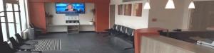 l'intérieur du centre d'ophtalmologie