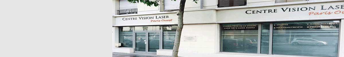 Centre Vision Laser Paris Ouest: