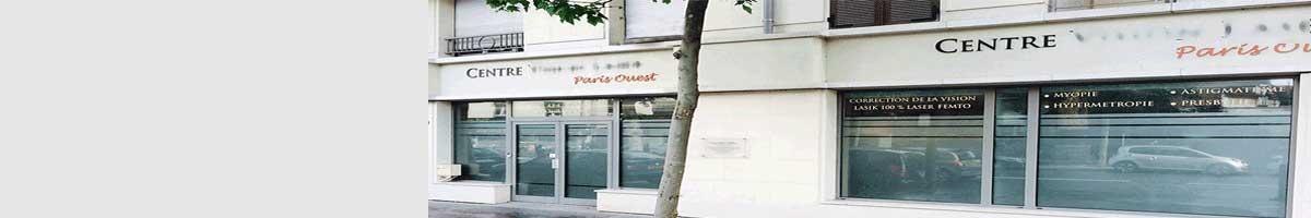 Centre Ophtalmologique Paris Ouest: